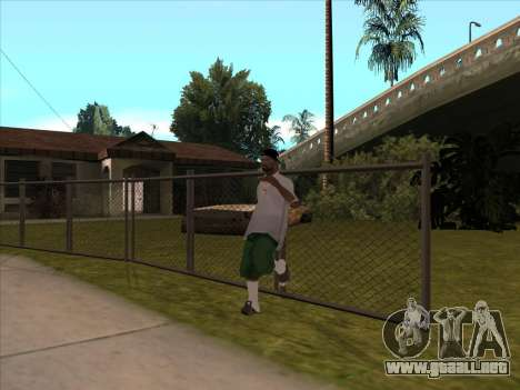 New Beta Skin para GTA San Andreas