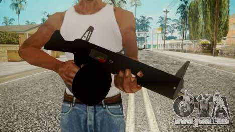 Combat Shotgun by EmiKiller para GTA San Andreas tercera pantalla