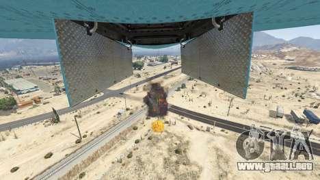 GTA 5 Carpet Bomber quinta captura de pantalla