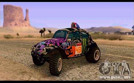 VW Baja Buggy Gymkhana 6 para GTA San Andreas