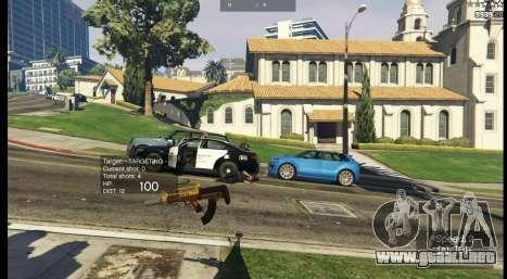 GTA 5 Fallout: San Andreas [.NET] ALPHA 2 quinta captura de pantalla