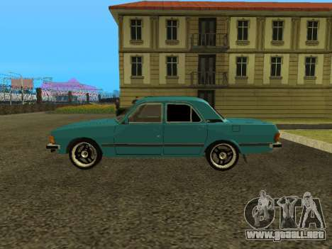 GAS 3102 Volga para GTA San Andreas left