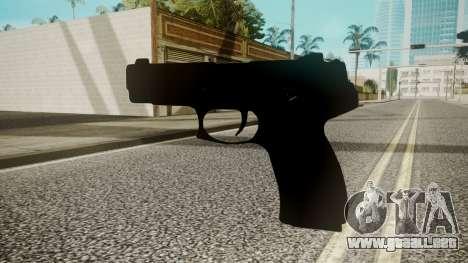 MP-443 para GTA San Andreas segunda pantalla