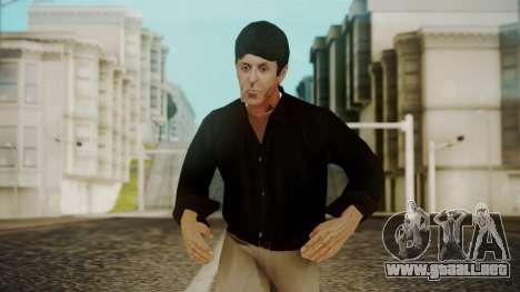Paul McCartney para GTA San Andreas
