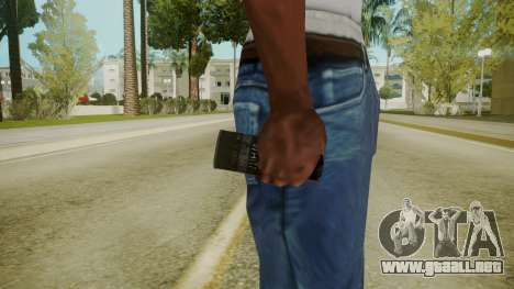 Atmosphere Tear Gas v4.3 para GTA San Andreas tercera pantalla