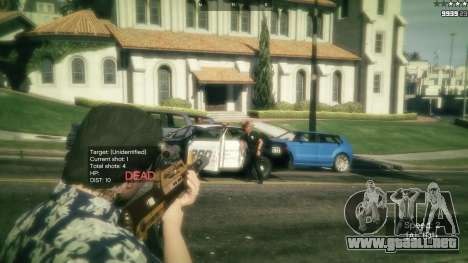 GTA 5 Fallout: San Andreas [.NET] ALPHA 2 cuarto captura de pantalla
