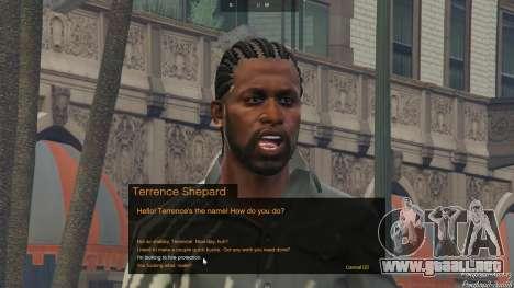 GTA 5 Fallout: San Andreas [.NET] ALPHA 2 noveno captura de pantalla