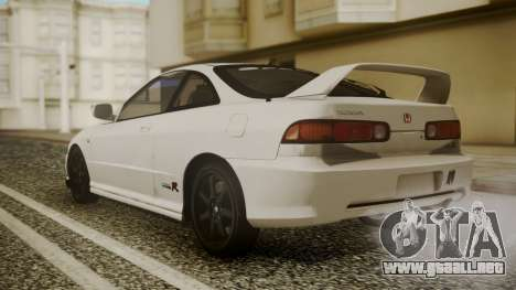 Honda Integra R Spoon para GTA San Andreas left