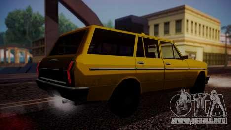 Taxi-Perennial para GTA San Andreas left