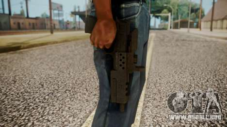 Silenced Pistol from RE6 para GTA San Andreas tercera pantalla