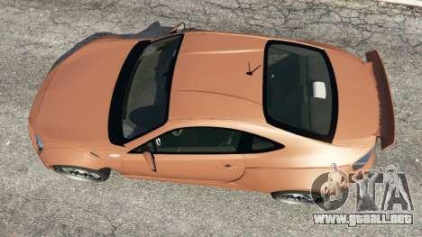 Toyota GT-86 Rocket Bunny v1.2 para GTA 5