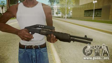 Atmosphere Combat Shotgun v4.3 para GTA San Andreas tercera pantalla
