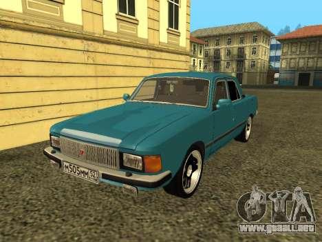GAS 3102 Volga para GTA San Andreas