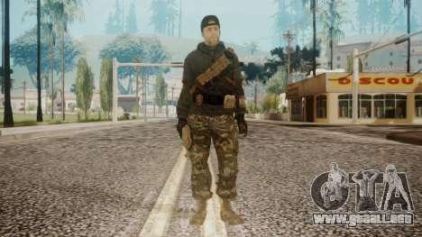Custom Survivor 4 para GTA San Andreas segunda pantalla