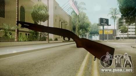 Atmosphere Shotgun v4.3 para GTA San Andreas tercera pantalla