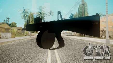 Combat Shotgun by EmiKiller para GTA San Andreas segunda pantalla