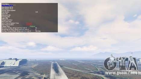 GTA 5 Simple Trainer v2.4 décima captura de pantalla