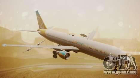 Boeing 767-300 Orbit Airlines para GTA San Andreas
