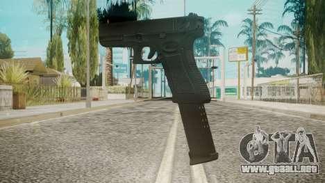Colt 45 by EmiKiller para GTA San Andreas segunda pantalla