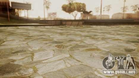 Skate Park with HDR Textures para GTA San Andreas tercera pantalla