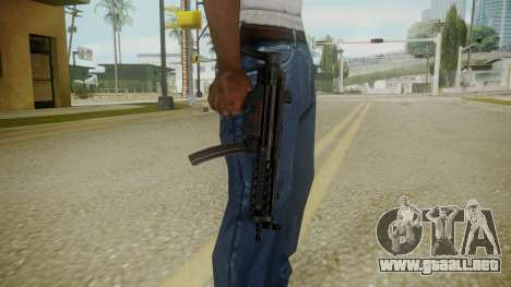 Atmosphere MP5 v4.3 para GTA San Andreas tercera pantalla
