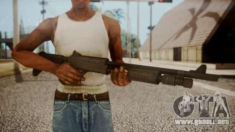 Combat Shotgun from RE6 para GTA San Andreas tercera pantalla