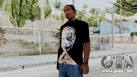 Jeff Hardy Shirt v3 para GTA San Andreas
