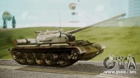 T-55 para GTA San Andreas