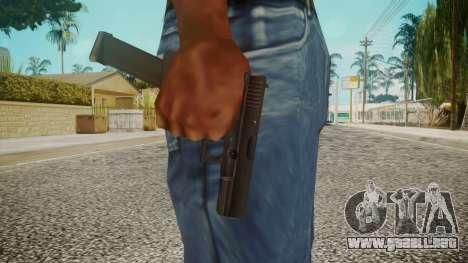 Colt 45 by EmiKiller para GTA San Andreas tercera pantalla