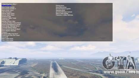 GTA 5 Simple Trainer v2.4 noveno captura de pantalla