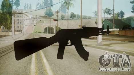 Atmosphere AK-47 v4.3 para GTA San Andreas segunda pantalla