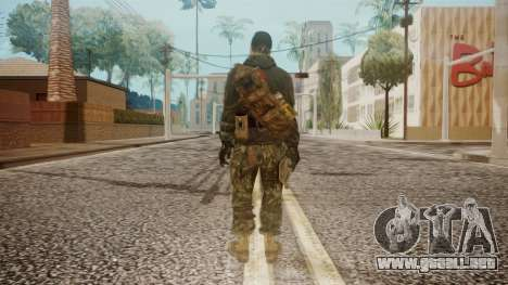 Custom Survivor 4 para GTA San Andreas tercera pantalla