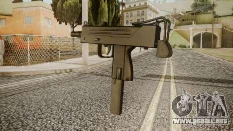 Micro SMG by catfromnesbox para GTA San Andreas segunda pantalla