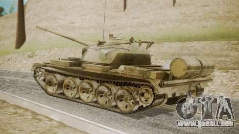 T-55 para GTA San Andreas left