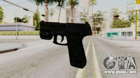 Colt 45 from RE6 para GTA San Andreas segunda pantalla