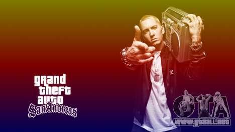 Hip Hop Loadscreens para GTA San Andreas quinta pantalla