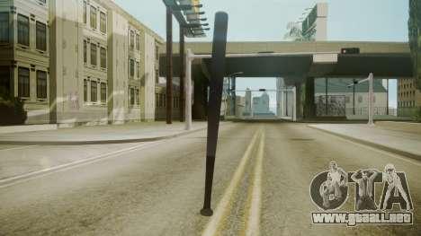 Atmosphere Bat v4.3 para GTA San Andreas segunda pantalla