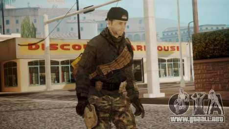 Custom Survivor 4 para GTA San Andreas