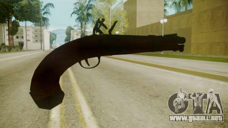 Atmosphere Sawnoff Shotgun v4.3 para GTA San Andreas segunda pantalla