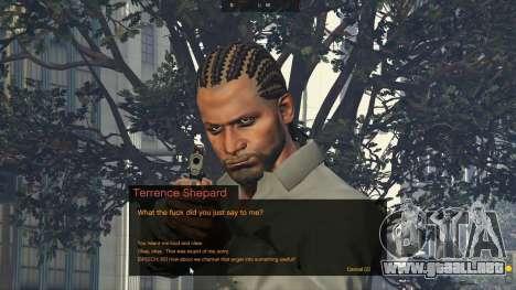 GTA 5 Fallout: San Andreas [.NET] ALPHA 2 décima captura de pantalla