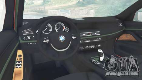 GTA 5 BMW 525d (F11) Touring 2015 (UK) vista lateral derecha