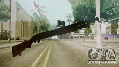 Atmosphere Shotgun v4.3 para GTA San Andreas segunda pantalla