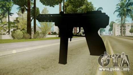 Atmosphere Tec9 v4.3 para GTA San Andreas segunda pantalla