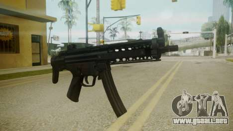 Atmosphere MP5 v4.3 para GTA San Andreas