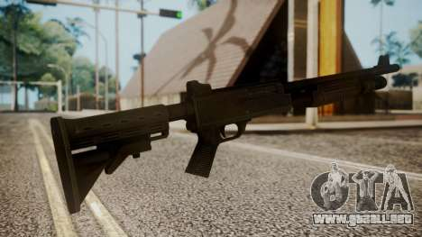 Combat Shotgun from RE6 para GTA San Andreas segunda pantalla