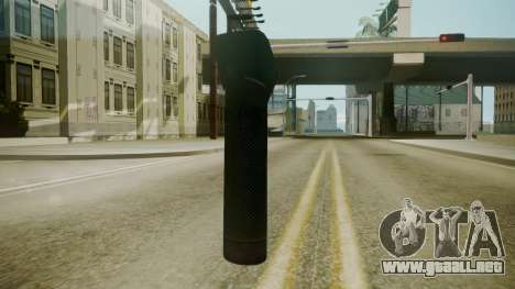 Atmosphere Detonator v4.3 para GTA San Andreas segunda pantalla