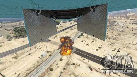 GTA 5 Carpet Bomber tercera captura de pantalla