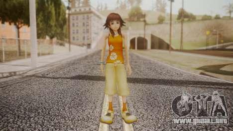 Kingdom Hearts 2 - Olette para GTA San Andreas segunda pantalla