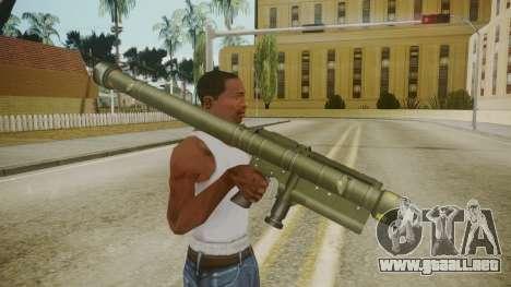 Atmosphere Stinger v4.3 para GTA San Andreas tercera pantalla