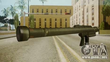 Atmosphere Stinger v4.3 para GTA San Andreas segunda pantalla